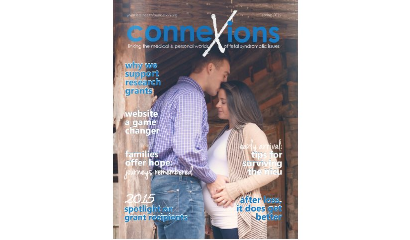 Take a Peek at Our New Connexions Magazine!