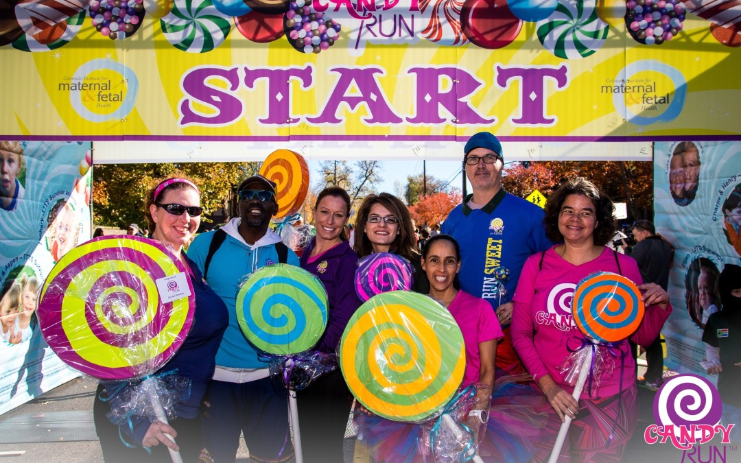 Great Candy Run 2016 Benefitting the Fetal Health Foundation