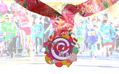 The Great Candy Run Virtual 5K