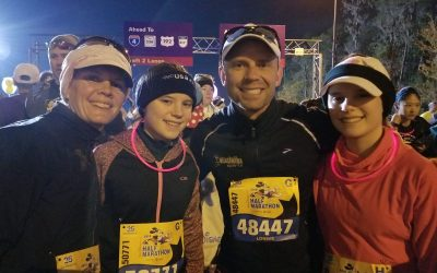 Running With Your Children: The Best Life teacher