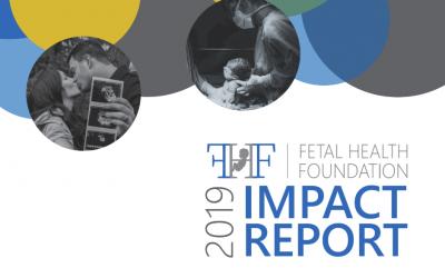 2019 Fetal Health Foundation Impact Report