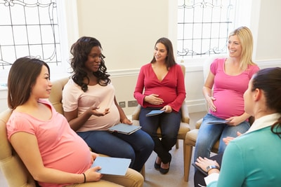COVID- 19 and Concerns of People with High-Risk Pregnancies