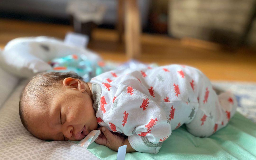 Baby Jabari gets a second chance at life